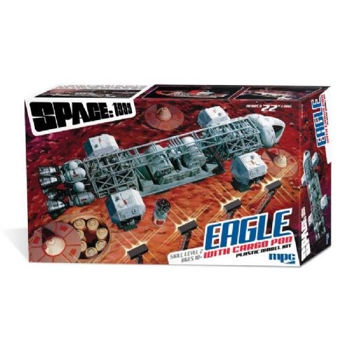 "Space 1999 22"" Eagle Freighter Model Kit MPC"